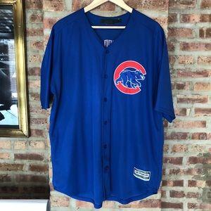 Chicago Cubs Dexter Fowler #24 Jersey